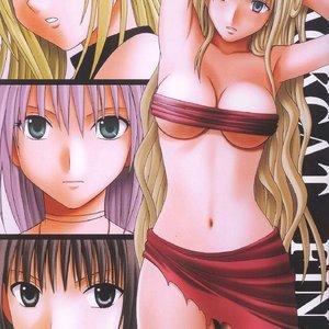 Porn Comics - Black Cat Doujinshi – Black Cat Final Sex Comic