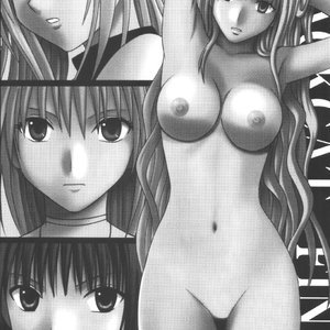 Black Cat Doujinshi - Black Cat Final Sex Comic Hentai Manga 002