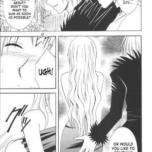 Black Cat Doujinshi - Black Cat Final Sex Comic Hentai Manga 010