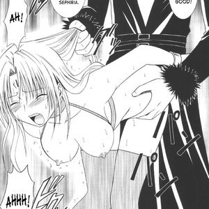 Black Cat Doujinshi - Black Cat Final Sex Comic Hentai Manga 021