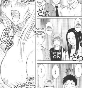 Black Cat Doujinshi - Black Cat Final Sex Comic Hentai Manga 022