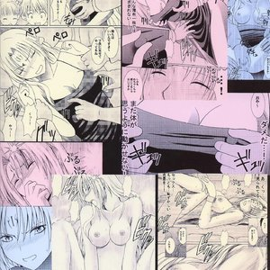 Black Cat Doujinshi - Sephiria Hard 3 Cartoon Porn Comic