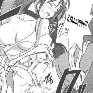 Final Fantasy IX Doujinshi - Junshin wa Tsuyu ni Kiyu Cartoon Comic Hentai Manga 009