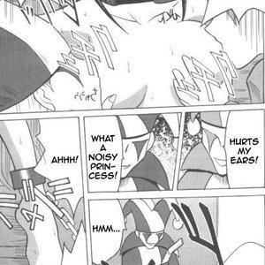 Final Fantasy IX Doujinshi - Junshin wa Tsuyu ni Kiyu Cartoon Comic Hentai Manga 013