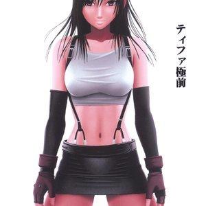 Porn Comics - Final Fantasy VII Doujinshi – Tifa Before Climax PornComix