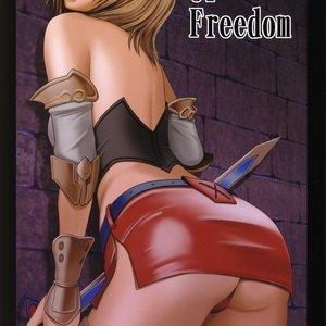 Porn Comics - Final Fantasy XII Doujinshi – Revenge or Freedom Sex Comic