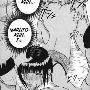Naruto Doujinshi - Hinata Cartoon Comic Hentai Manga 020