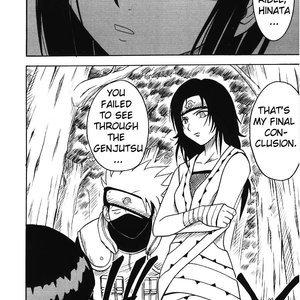 Naruto Doujinshi - Hinata Cartoon Comic Hentai Manga 025