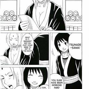Naruto Doujinshi - Uzumaki Hanataba Cartoon Comic Hentai Manga 002