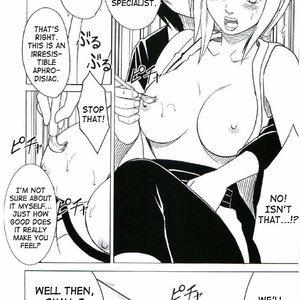 Naruto Doujinshi - Uzumaki Hanataba Cartoon Comic Hentai Manga 011
