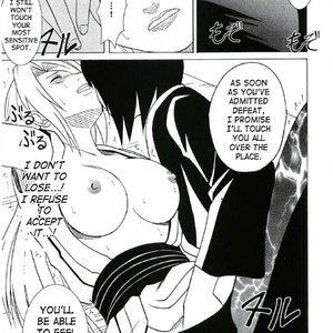 Naruto Doujinshi - Uzumaki Hanataba Cartoon Comic Hentai Manga 020
