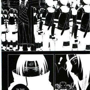 Naruto Doujinshi - Uzumaki Hanataba Cartoon Comic Hentai Manga 033