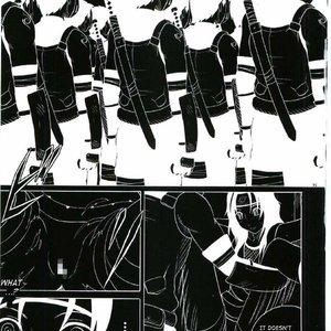 Naruto Doujinshi - Uzumaki Hanataba Cartoon Comic Hentai Manga 034