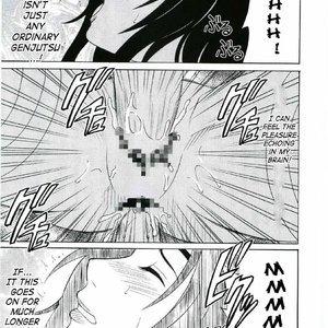 Naruto Doujinshi - Uzumaki Hanataba Cartoon Comic Hentai Manga 038