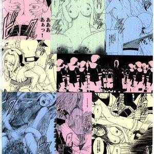 Naruto Doujinshi - Uzumaki Hanataba Cartoon Comic