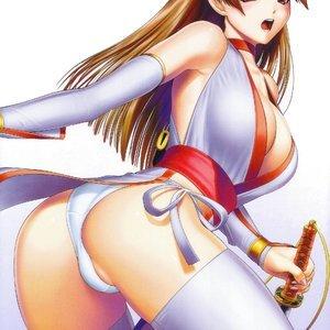 H.SAS - Issue 3 PornComix Hentai Manga 004