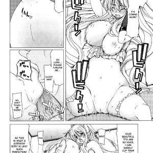 Aaan Megami-sama PornComix Hentai Manga 022