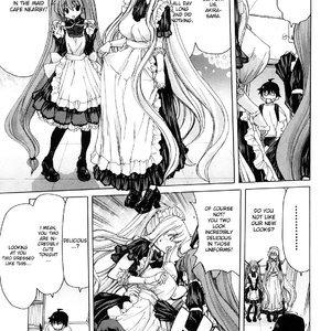 Aaan Megami-sama PornComix Hentai Manga 057