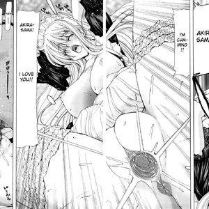Aaan Megami-sama PornComix Hentai Manga 074