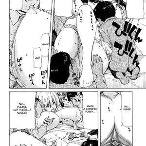 Aaan Megami-sama PornComix Hentai Manga 087