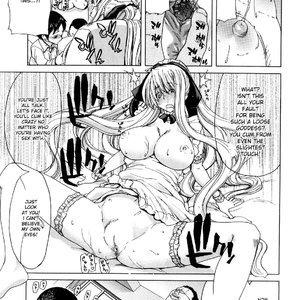 Aaan Megami-sama PornComix Hentai Manga 088