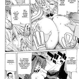 Aaan Megami-sama PornComix Hentai Manga 097