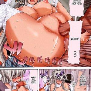 Aaan Megami-sama PornComix Hentai Manga 103