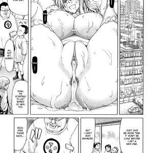 Aaan Megami-sama PornComix Hentai Manga 106