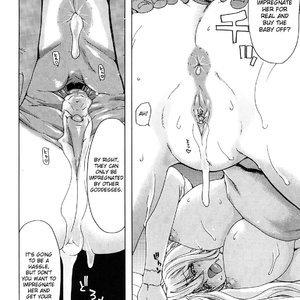 Aaan Megami-sama PornComix Hentai Manga 107
