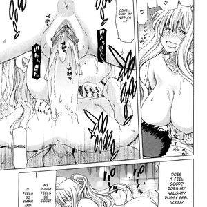Aaan Megami-sama PornComix Hentai Manga 112
