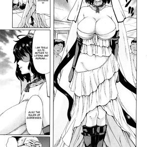 Aaan Megami-sama PornComix Hentai Manga 120