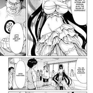 Aaan Megami-sama PornComix Hentai Manga 122