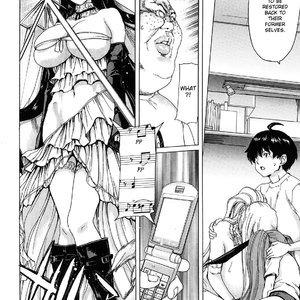 Aaan Megami-sama PornComix Hentai Manga 123