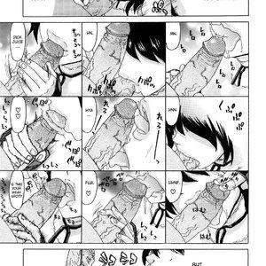 Aaan Megami-sama PornComix Hentai Manga 126