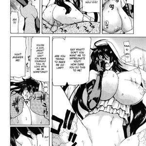 Aaan Megami-sama PornComix Hentai Manga 131