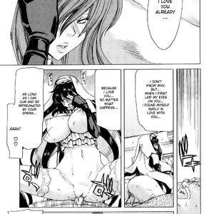 Aaan Megami-sama PornComix Hentai Manga 132