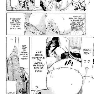 Aaan Megami-sama PornComix Hentai Manga 133