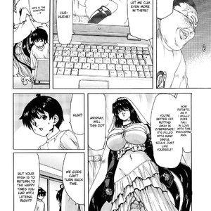 Aaan Megami-sama PornComix Hentai Manga 135