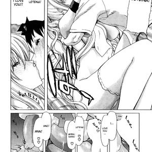 Aaan Megami-sama PornComix Hentai Manga 145