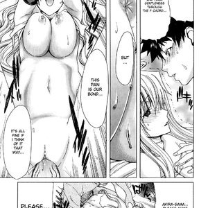 Aaan Megami-sama PornComix Hentai Manga 150