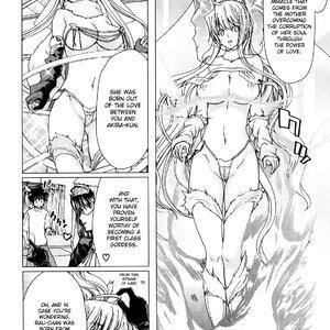 Aaan Megami-sama PornComix Hentai Manga 159