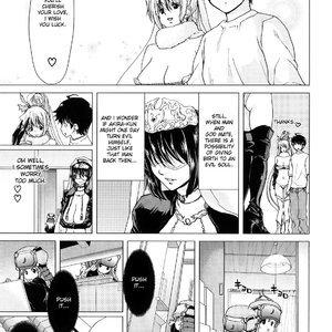 Aaan Megami-sama PornComix Hentai Manga 160