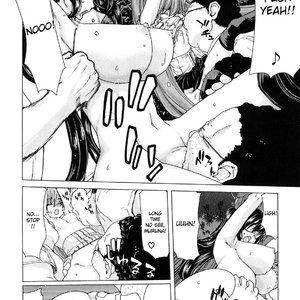 Aaan Megami-sama PornComix Hentai Manga 167