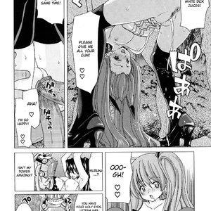 Aaan Megami-sama PornComix Hentai Manga 171