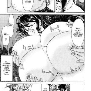 Aaan Megami-sama PornComix Hentai Manga 174