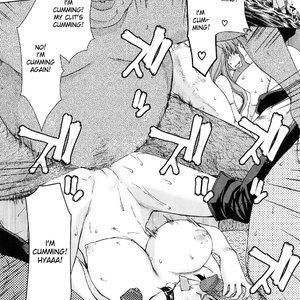 Aaan Megami-sama PornComix Hentai Manga 183