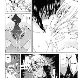 Aaan Megami-sama PornComix Hentai Manga 185