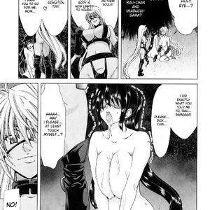 Aaan Megami-sama PornComix Hentai Manga 186