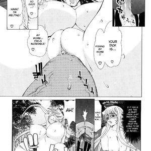 Aaan Megami-sama PornComix Hentai Manga 192