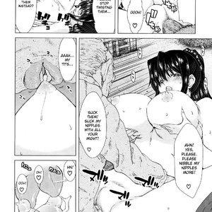 Aaan Megami-sama PornComix Hentai Manga 195
